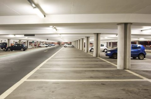 Beleggen in parkeergarages