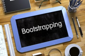 Bootstrapping of crowdfunding