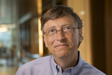 Bill Gates steunt energiefonds