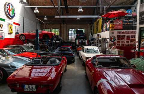Investeren in oldtimer via vennootschap of privé?